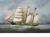kaleda off le havre by édouard adam
