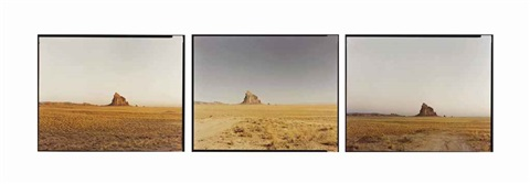 shiprock triptych by richard misrach