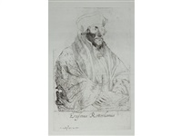 erasmus rotterdamus by sir anthony van dyck