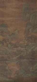 montage de penglai by qiu ying