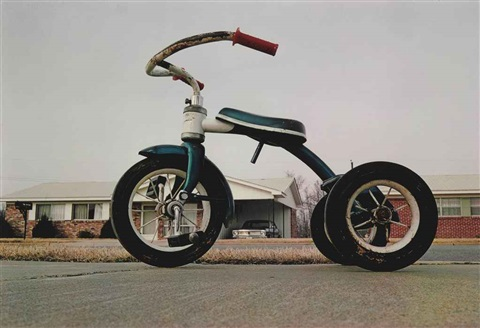 memphis tricycle by william eggleston