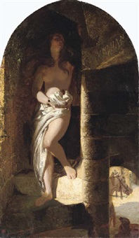 ladie godiva by edward henry corbould