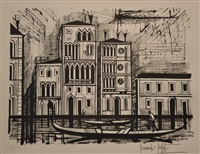 le palais des doges by bernard buffet