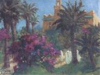 le belvédère, tunis by jeanne janoge