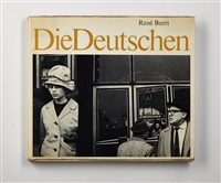 die deutschen (the germans) by rené burri