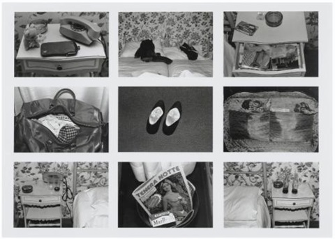 hotel room 26 diptyque 10 works by sophie calle