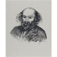 paul cezanne by pierre-auguste renoir