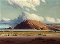 windswept hills by clyde forsythe