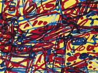 mire g53 (kowloon) by jean dubuffet