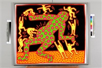 untitled 3 by keith haring