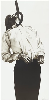 eric (from men in the cities) by robert longo