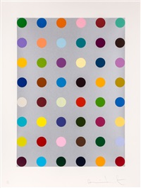 lepidine by damien hirst