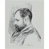 ambroise vollard by pierre-auguste renoir
