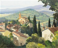 magagnose, provence by anthony thieme