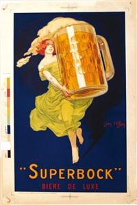 superbock, bière de luxe by jean d' ylen