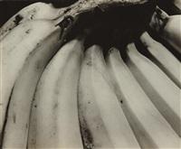bananas by edward weston