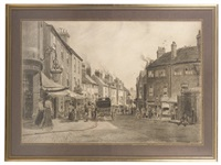 charlotte street, nottingham by thomas william hammond