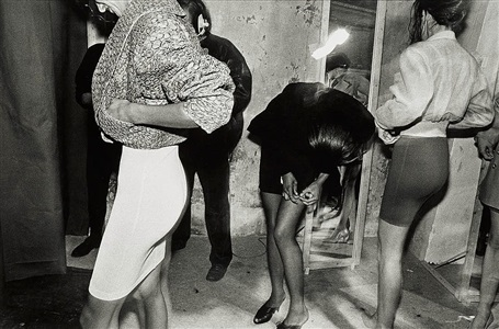 artwork by william klein