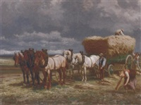 the harvesters by charles coumont