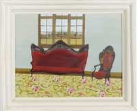 the red sofa by henry thomas gulick