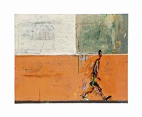 walking man #6 by richard joseph