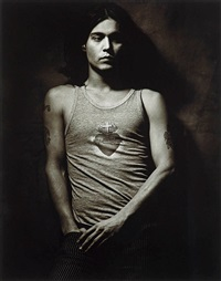 johnny depp, new york city by albert watson