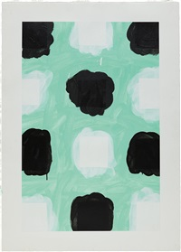 jellyfish by mary heilmann