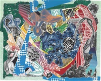 swoonaire, from imaginary places by frank stella