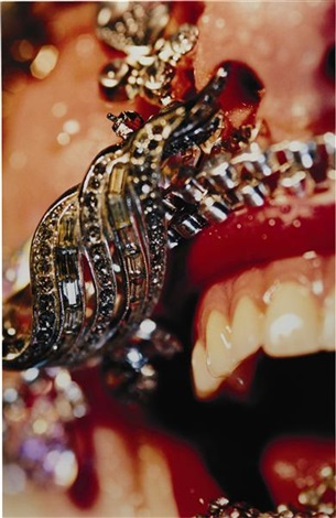 brooch by marilyn minter