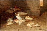 ankfamilj by philibert-leon couturier