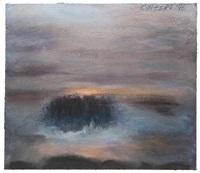 evening mist by jules olitski