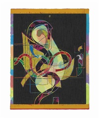 pergusa three, state i, from circuits by frank stella