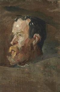 portrait of captain joseph lapsley wilson by thomas eakins