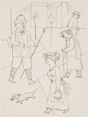 ecce homo 41 works by george grosz