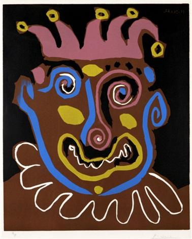 le vieux roi by pablo picasso