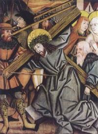 die kreutztragung christi by danube school (16)