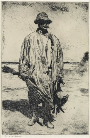 old tom by frank weston benson
