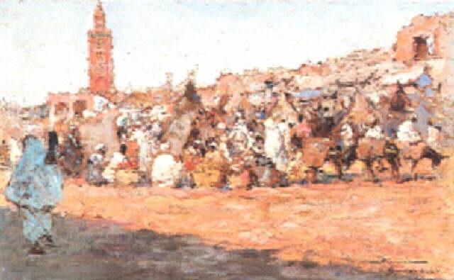 le marché by felipe barantes abascal