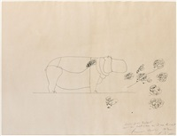 hippopotame by françois-xavier lalanne