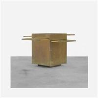 magic cube bar by gabriella crespi