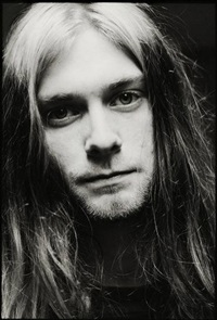 kurt cobain, seattle by andrew catlin