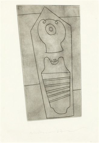 turkish form by ben nicholson