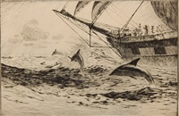 trade winds (mccarron 25) by martin lewis