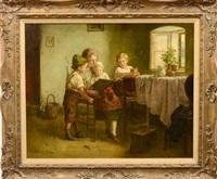 the reading lesson by edmund adler