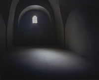 empty room by james casebere