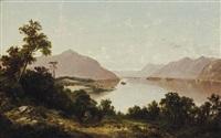 lake george by david johnson