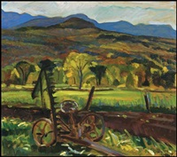autumn near austin, pq by nora frances elisabeth collyer
