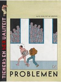 humo - tieners en sexualiteit (cover) by joost swarte