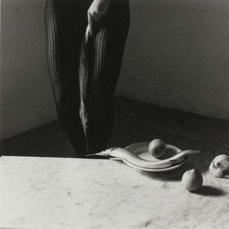 untitled (from eel series) by francesca woodman