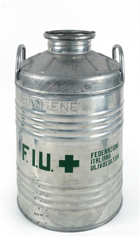 oil can fio by joseph beuys